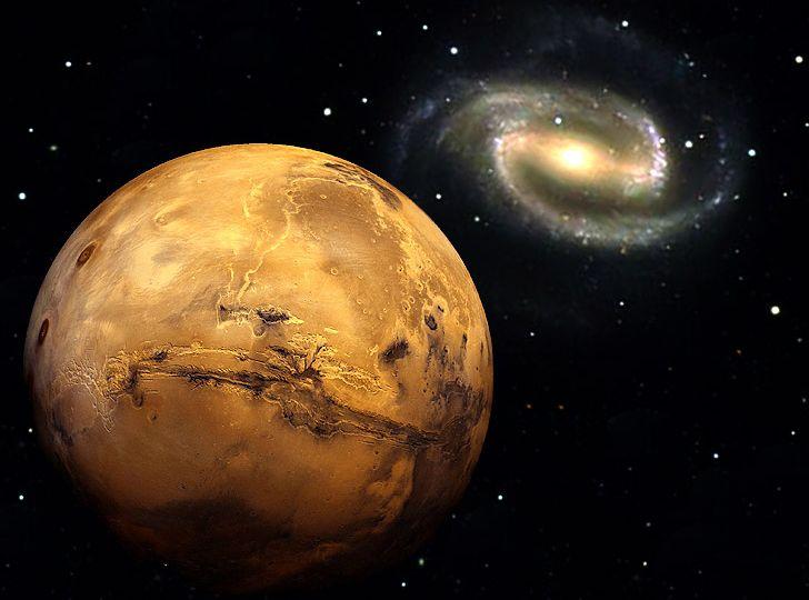 Mars+spiral